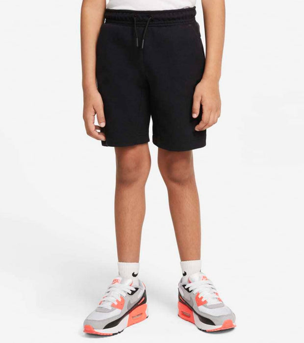 Nike  Boys Tech Shorts  Black - 86H593-023 | Jimmy Jazz