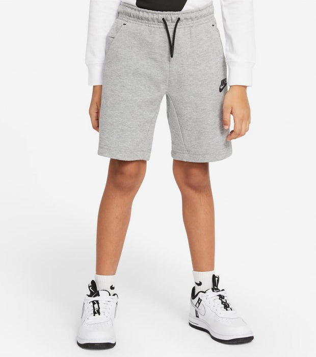 Nike  Boys Tech Shorts  Grey - 86H593-042 | Jimmy Jazz