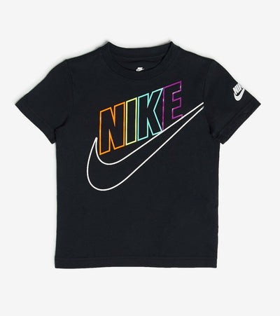 Nike  Boys Now You See Me Tee  Black - 86H653-023 | Jimmy Jazz