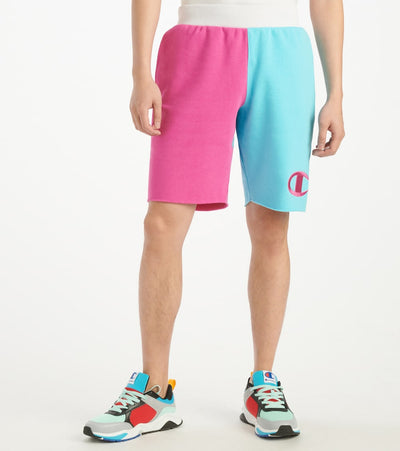 Champion  Colorblock Shorts   Blue - 88957551147-2XH | Jimmy Jazz