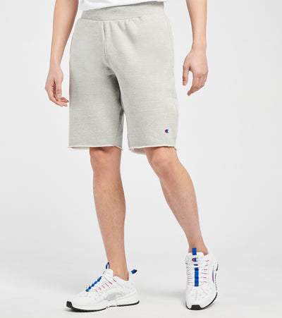 Champion  Reverse Weave Cut Off Shorts  Grey - 89597-806 | Jimmy Jazz
