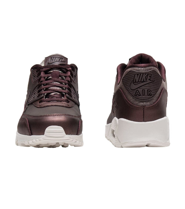 Nike  Air Max 90 Premium  Burgundy - 896497-903 | Jimmy Jazz