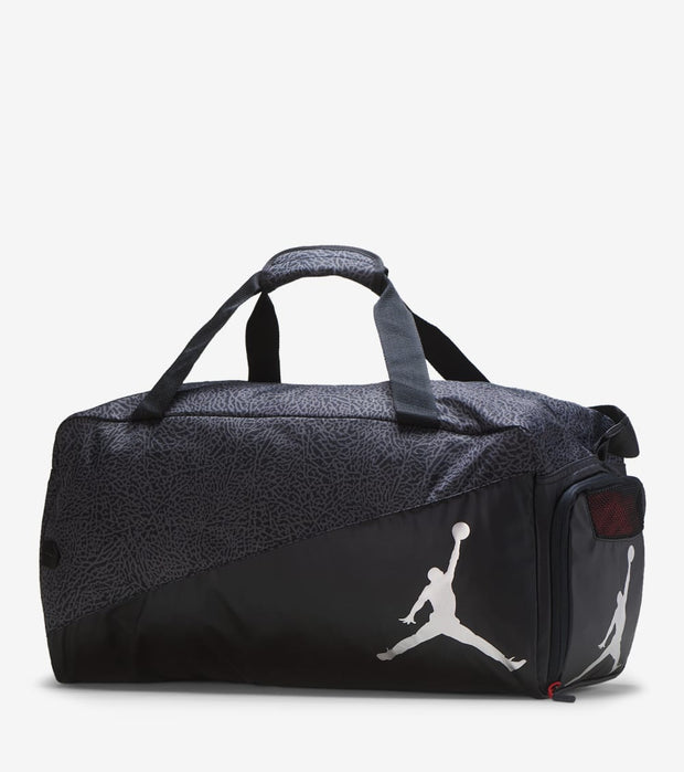 Jordan  Jumpman Split Duffel Bag  Black - 8A1908-023 | Jimmy Jazz