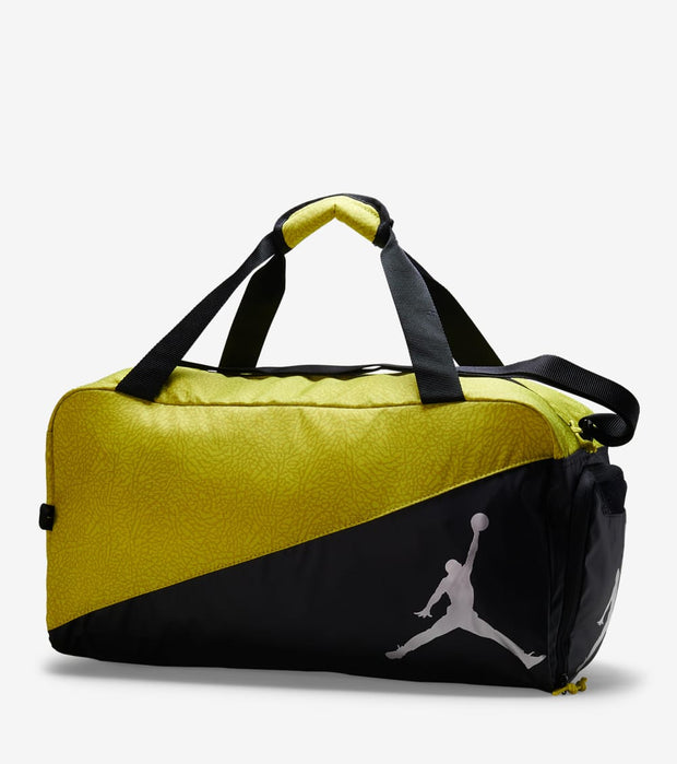 Jordan  Jumpman Split Duffel Bag  Green - 8A1908-E5A | Jimmy Jazz