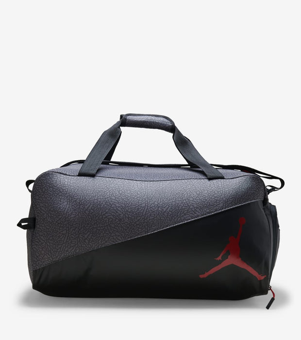 Jordan  Jumpman Split Duffel Bag  Grey - 8A1908-G1A | Jimmy Jazz