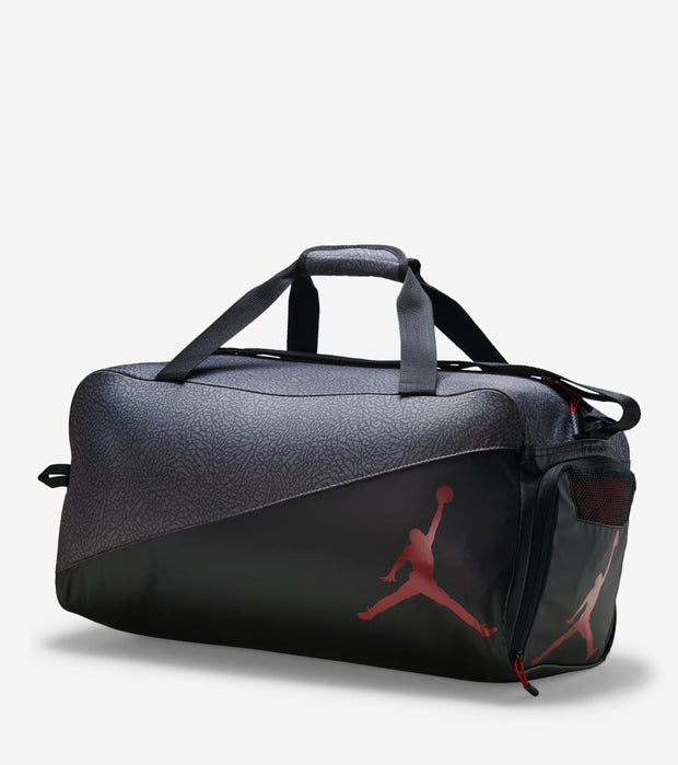 Jordan  Jumpman Split Duffel  Grey - 8A1908-G1A | Jimmy Jazz