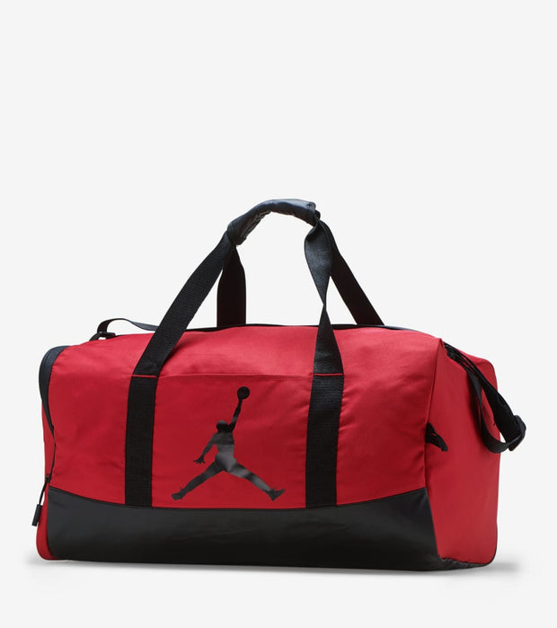 Jordan  Jumpman Duffel Bag  Red - 8A1913-R78 | Jimmy Jazz