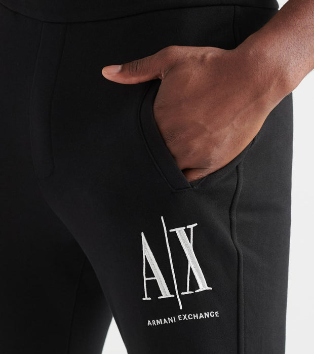 Armani Exchange  Joggers  Black - 8NZPPAZJ1ZZ-1200 | Jimmy Jazz