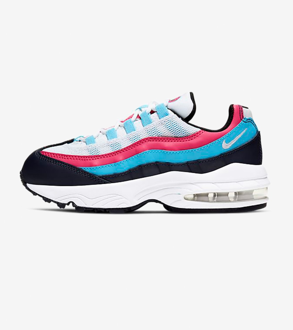 Nike  Air Max 95  Black - 905461-404 | Jimmy Jazz