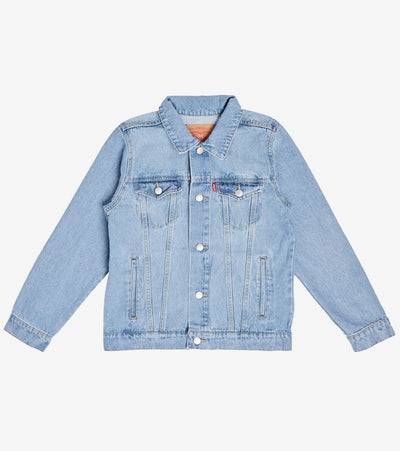 Levis  Boys Star Wars Levis Trucker Jacket  Blue - 912058-L58 | Jimmy Jazz