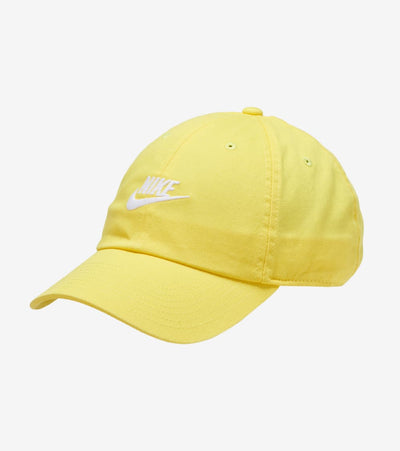 Nike  H86 Futura Washed Cap  Yellow - 913011-731 | Jimmy Jazz