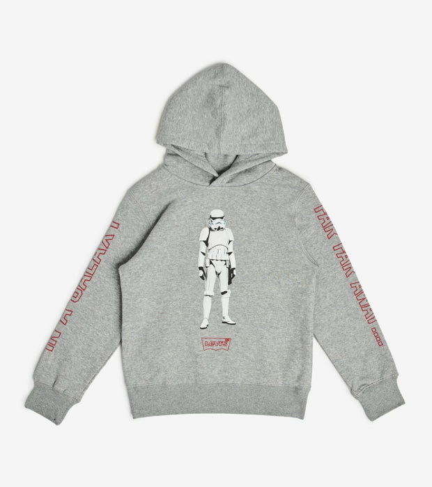 Levis  Boys Star Wars Levis Pullover  Grey - 91B461-306 | Jimmy Jazz