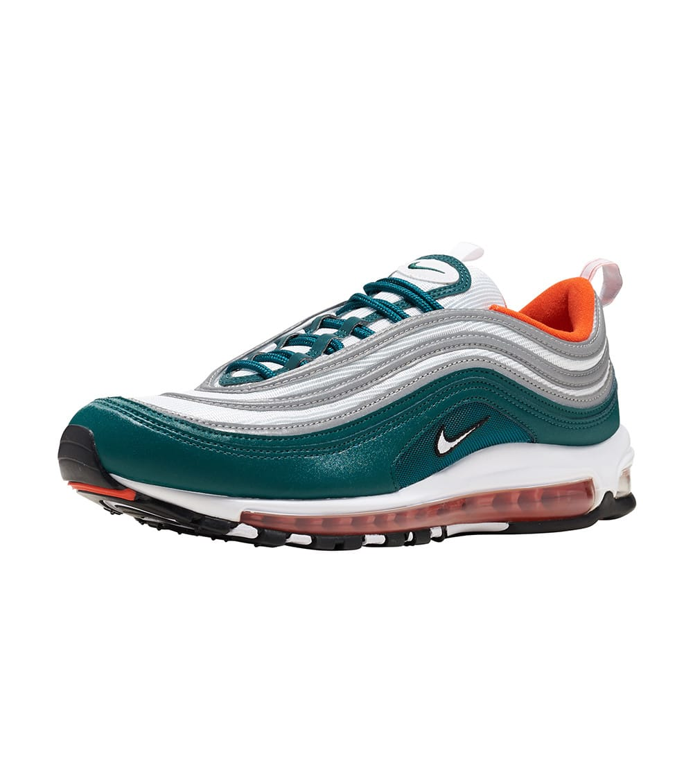 Nike Air Max 97 Shoes in Green Size 12