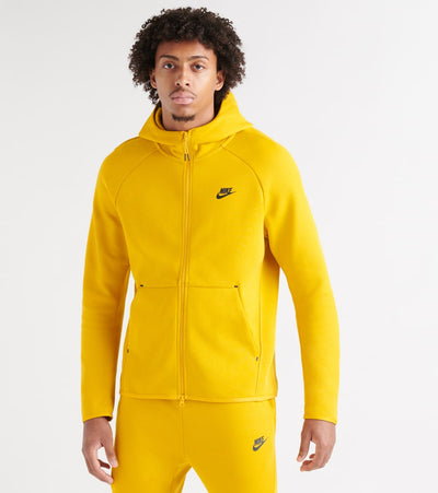 Nike  NSW Tech Fleece Hoodie  Yellow - 928483-743 | Jimmy Jazz