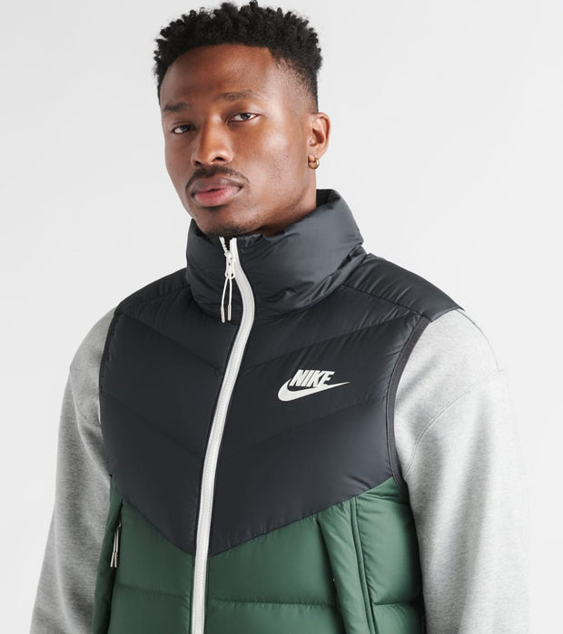Nike  NSW Down Fill Windrunner Vest  Green - 928859-045 | Jimmy Jazz