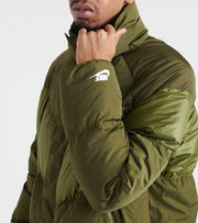Nike  Down Filled Jacket   Green - 928893-395 | Jimmy Jazz