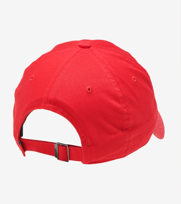 Nike  H86 Essential Swoosh Dad Hat  Red - 943091-660 | Jimmy Jazz