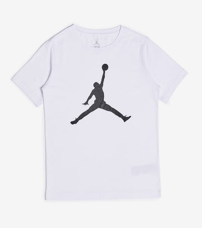 Jordan  Boys Jordan Jumpman Tee  White - 952423-001 | Jimmy Jazz