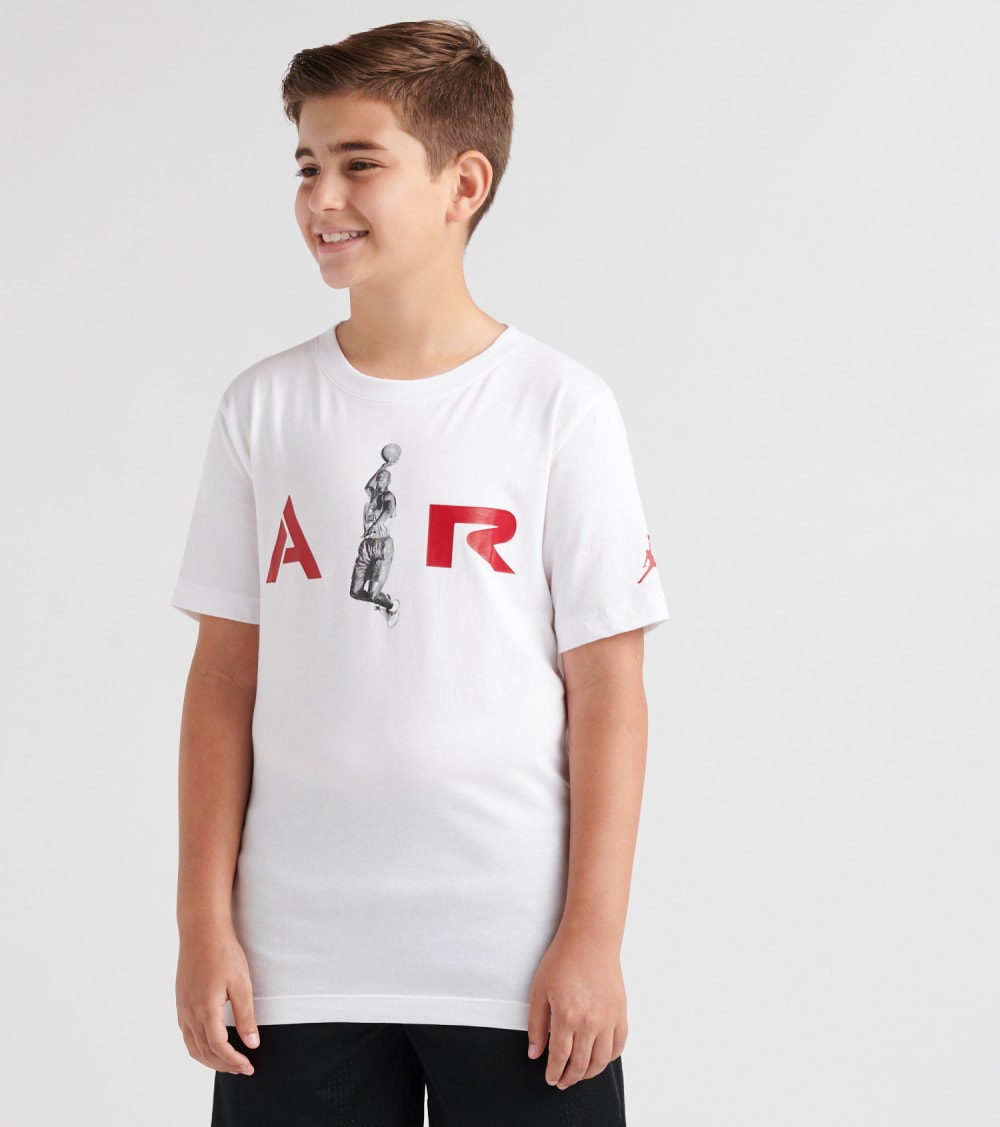 Jordan  Air Photo Tee  White - 956117-001 | Jimmy Jazz