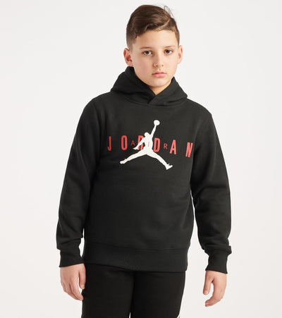 Jordan  Boys 8-20 Pullover Hoody  Black - 956368-023 | Jimmy Jazz