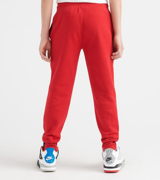 Jordan  Boys 8-20 Jordan Double Up Pant  Red - 956778-R78 | Jimmy Jazz