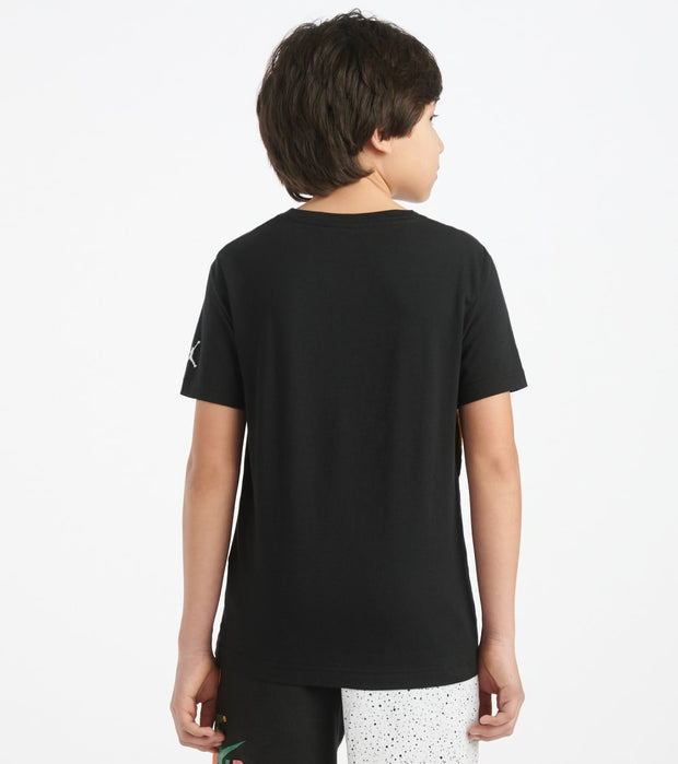 Jordan  Boys 8-20 Jumpman Graphic Tee  Black - 956901-K25 | Jimmy Jazz