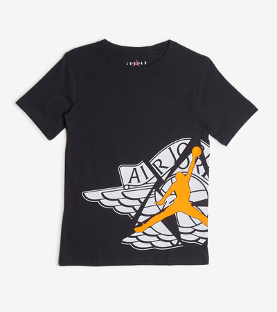 Jordan  Boys Shattered Wrap Tee  Black - 957178-023 | Jimmy Jazz