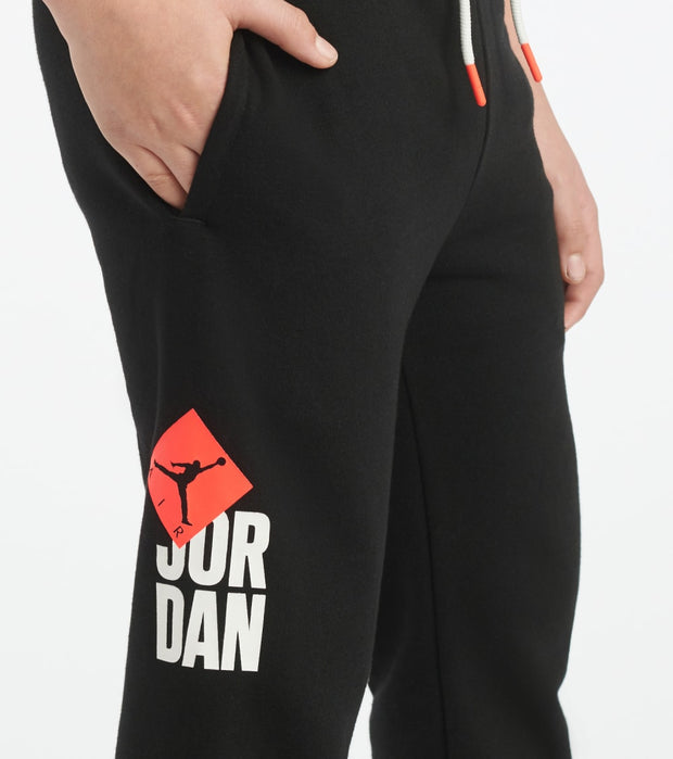 Jordan  Boys 8-20 Jordan Pants  Black - 957309-023 | Jimmy Jazz