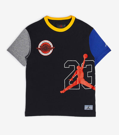Jordan  Boys Jordan Tee  Black - 957311-023 | Jimmy Jazz