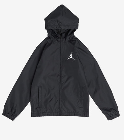 Jordan  Boys Jumpman Windbreaker Jacket   Black - 958025-023 | Jimmy Jazz