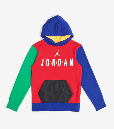 Jordan  Boys Legacy Of Sport Pullover Hoodie  Multi - 95A034-F69 | Jimmy Jazz