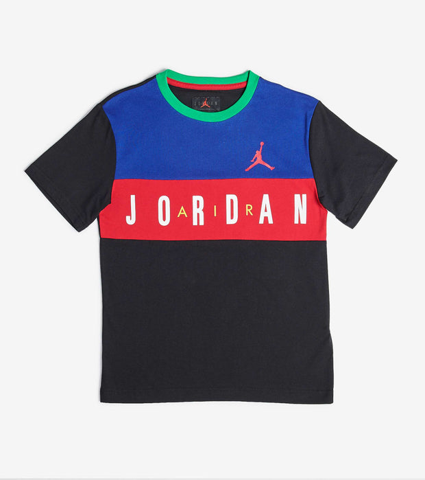Jordan  Boys Air Jordan Tee  Multi - 95A038-F69 | Jimmy Jazz
