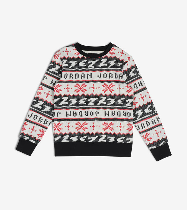Jordan  Boys Jumpman Holiday Sweater  Multi - 95A153-023 | Jimmy Jazz
