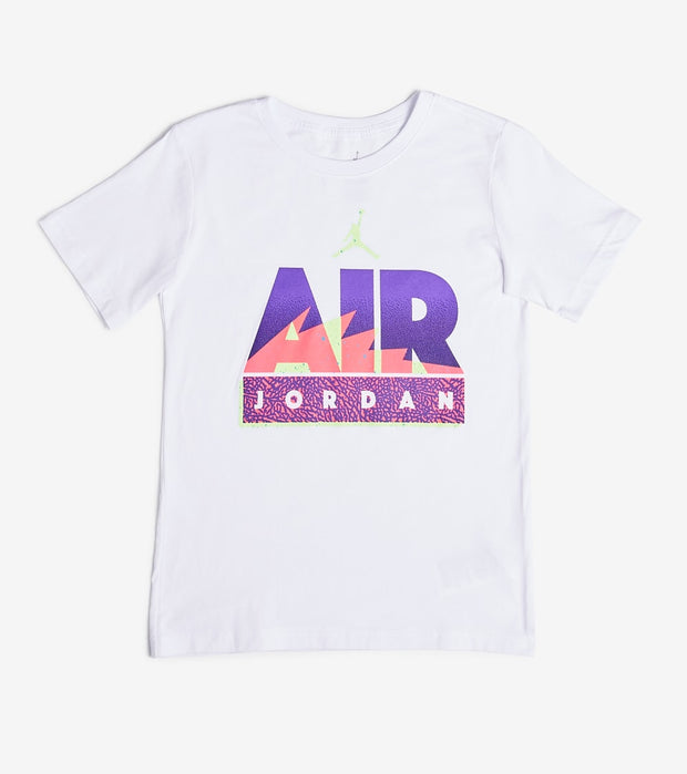 Jordan  Air Jordan 5 Bel Air Tee  White - 95A267-001 | Jimmy Jazz