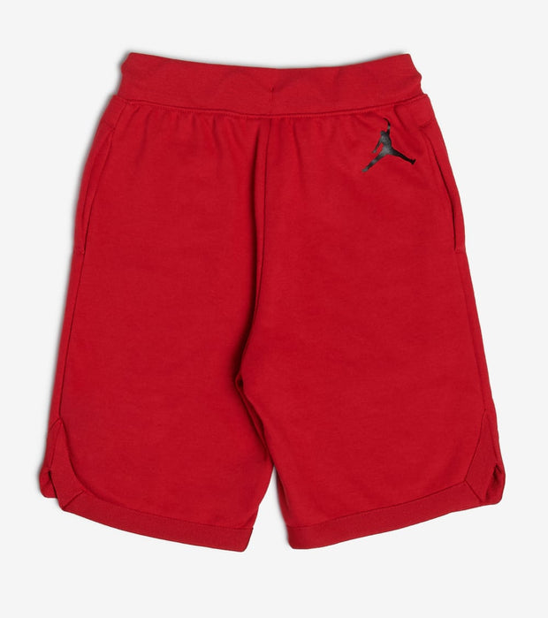 Jordan  Boys Jumpman FT Shorts  Red - 95A297-R78 | Aractidf
