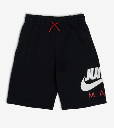Jordan  Boys Jumpman Shorts  Black - 95A475-023 | Aractidf