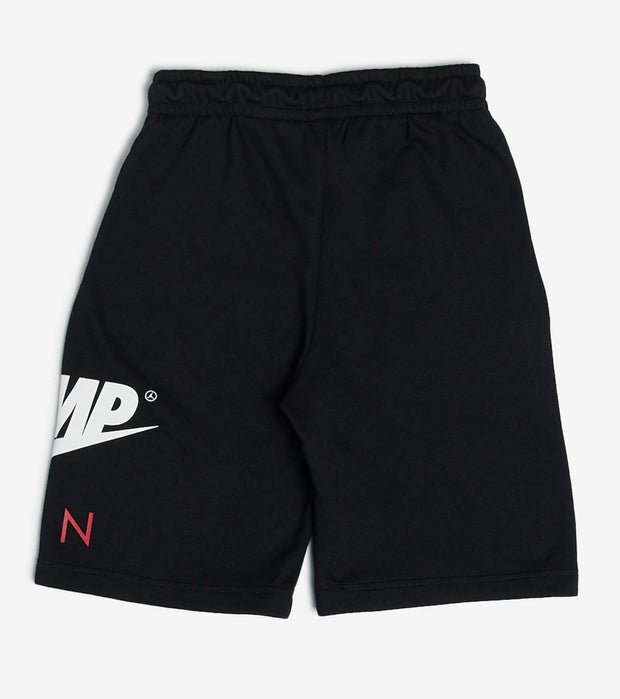 Jordan  Boys Jumpman Shorts  Black - 95A475-023 | Jimmy Jazz