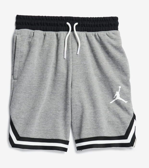 Jordan  Boys Centercourt Shorts  Grey - 95A539-GEH | Jimmy Jazz