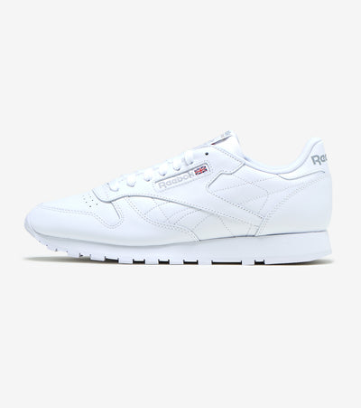 Reebok  Classic Learther  White - 9771 | Jimmy Jazz