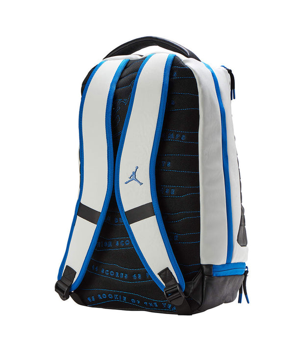 Jordan  Retro 10 Backpack  White - 9A0037-263 | Jimmy Jazz