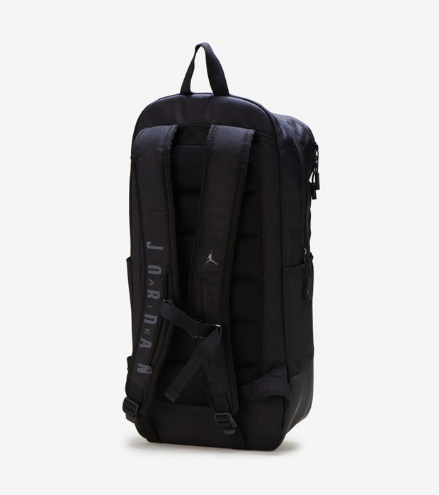 Jordan  Fluid Backpack  Black - 9A0166-023 | Jimmy Jazz