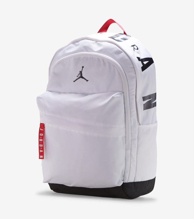 Jordan  Jumpman Backpack  White - 9A0172-001 | Jimmy Jazz
