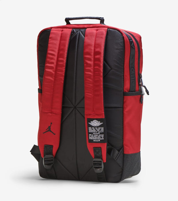 Jordan  Labels Backpack  Red - 9A0184-R78 | Jimmy Jazz