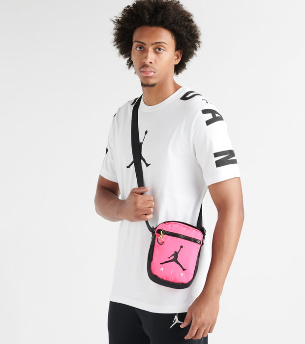 Jordan  Festival Bag  Pink - 9A0197-A96 | Jimmy Jazz
