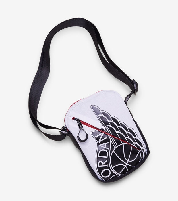 Jordan  Wings Festival Bag  White - 9A0198-001 | Jimmy Jazz