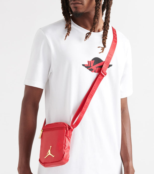 Jordan  Regal Festival Bag  Red - 9A0234-R78 | Jimmy Jazz