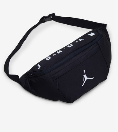 Jordan  Oversized Jumpman Crossbody Bag  Black - 9A0242-023 | Jimmy Jazz