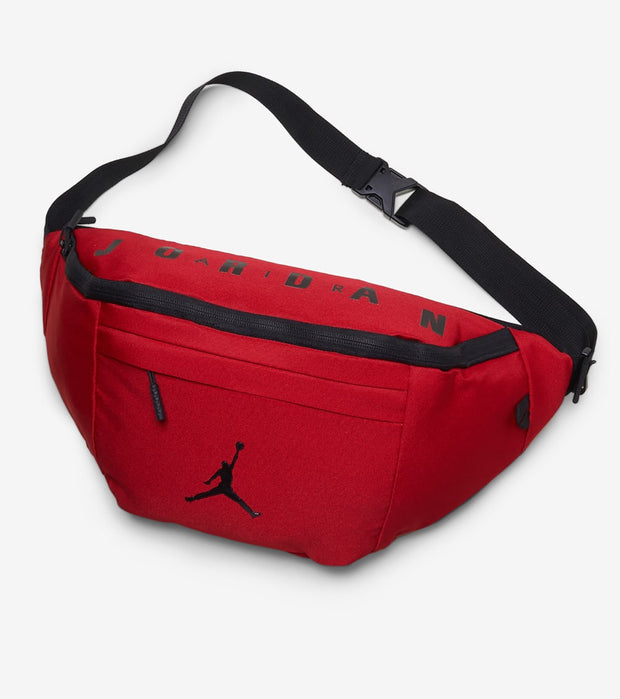 Jordan  Oversized Jumpman Crossbody Bag  Red - 9A0242-R78 | Jimmy Jazz