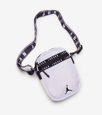 Jordan  Taping Pack Bag  White - 9A0246-001 | Jimmy Jazz