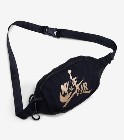 Jordan  Classics Crossbody Bag  Black - 9A0260-429 | Jimmy Jazz